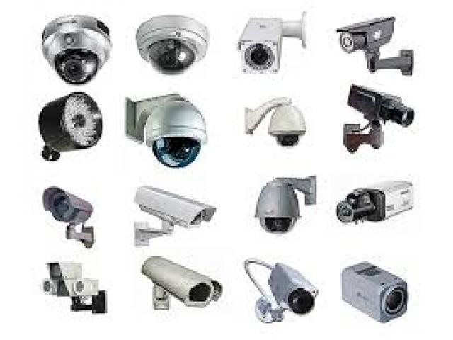 Buy Best CCTV Cameras (Analog & IP Cameras),