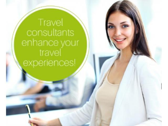 how to become a travel sales consultant