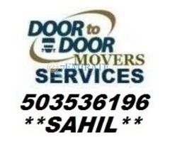 PROFESIONAL MOVER AND PACKER IN DUBAI 0503536196 SAHIL