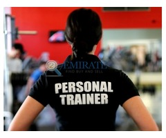 Female fitness instructor Job in Dubai