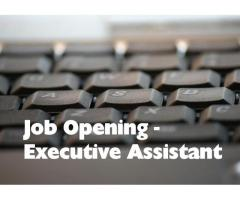 Executive Secretary Job in Abu Dhabi