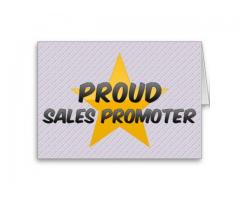 Part time Sales promoter Required in Dubai
