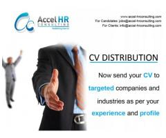CV Distribution Services, Resume Distribution Services in Dubai