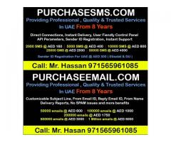 SMS and Email Marketing Services, Social Media Advertising