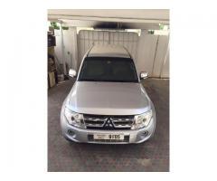 Mitsubishi Pajero 3.0 2013 for Sale in Sharjah