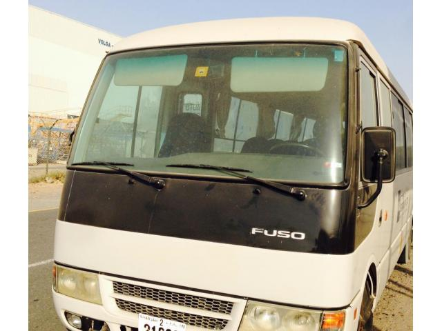 Mitsubishi Rosa Bus 2009 for Sale in Sharjah