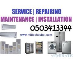 AC , Fridge , Washer , Dryer , Chiller , Dishwasher Service Repair