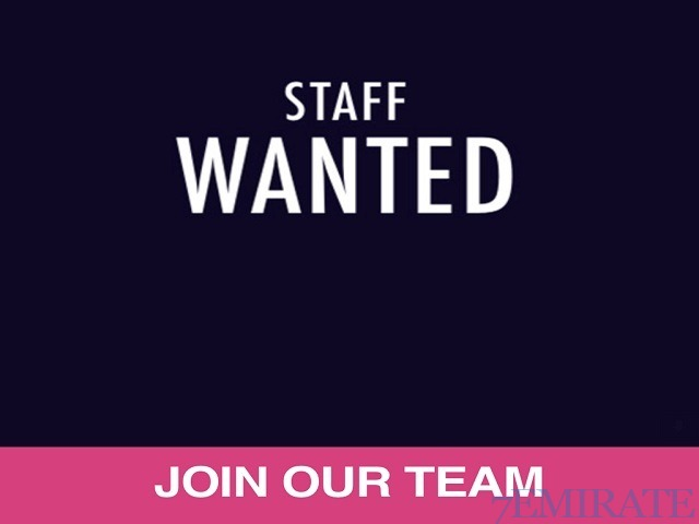 Urgently Required Staff for 5 Star Hotel in Fujairah