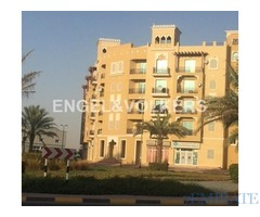 Large Studio with Balcony in Emirates Cluster for Sale