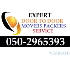 FAST MOVING PACKING & SHIFTING SERVICE 050 29 65 393