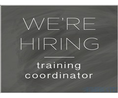 HR Training Coordinator Required for Skyrocket Training Dubai