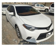 Toyota Corolla 2014 for Sale in Sharjah