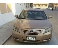 Toyota Camry 2007 GCC for Sale in Sharjah
