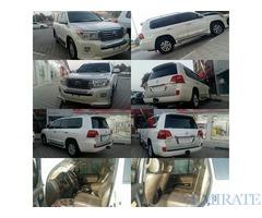 Toyota Land cruiser GXR change 2013 for Sale in Ras Al Khaimah