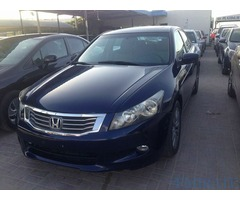 Honda accord full option 2011 for Sale in Sharjah
