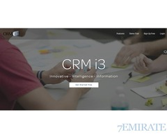 CRM i3 - Sales CRM Software online - UAE