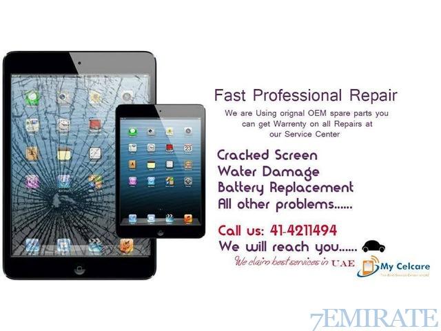 iPad 2 LCD Screen Replacement Dubai 044211494