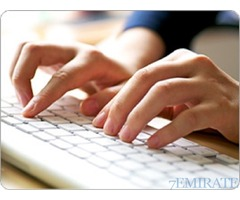 Immediately Required Typist for Dubai