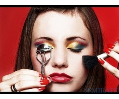 All Around Female Beautician Required for Men and Women