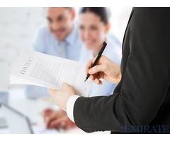 Secretary Cum Admin Assistant Required for Company in Abu Dhabi