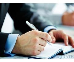 Front Desk Receptionist cum Sale Coordinator Required in Dubai
