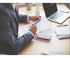 Marketing Executive Required with Consultant in Sharjah