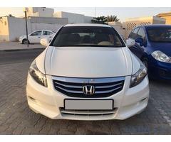 Honda Accord 2011 GCC Full option for Sale in Dubai