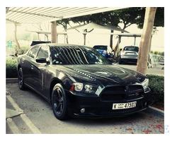 Dodge Full option car for urgent sale in Dubai