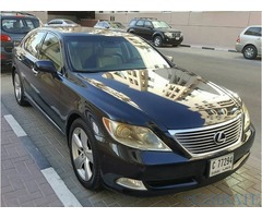 Ls 460 Model 2007 for Urgent Sale in Sharjah