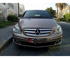 Mercedez Benz B200 model 2006 for Sale in Abu Dhabi