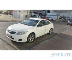 Toyota camry 2011 GCC for Sale in Abu Dhabi