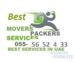 The Best Movers Packers 0555 652 433