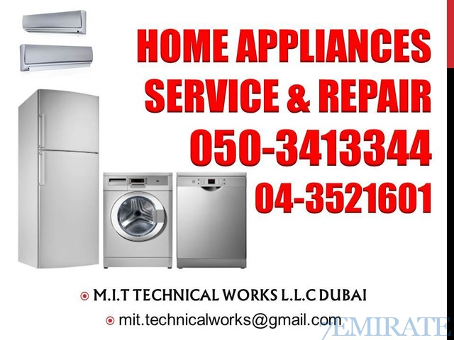 AC Fridge Washer Dryer Service Repair Center (All Brands)