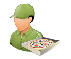 Delivery Staff Required for a Restaurant in Sharjah