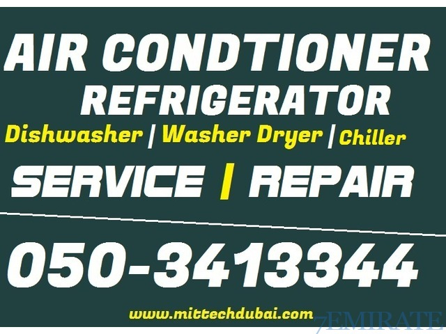 Service Repair Workshop ... AC Fridge Washer Dryer Dishwasher Work