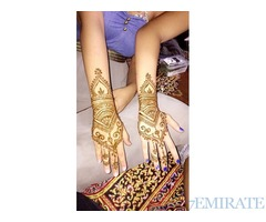 Best henna designer In UAE 0554760668