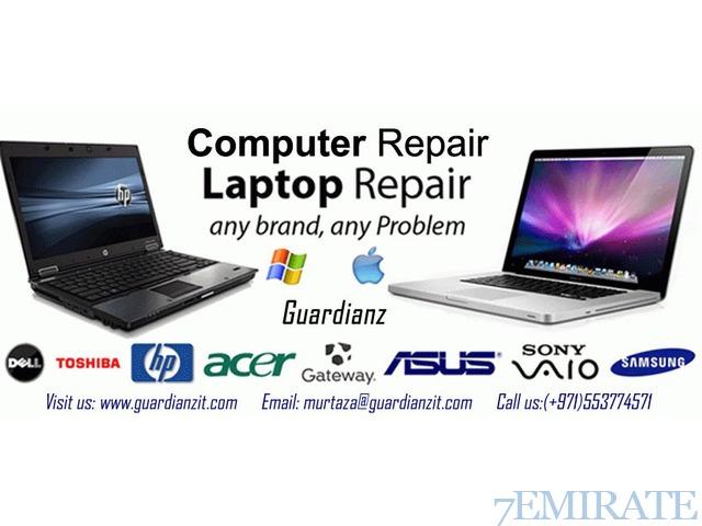 Apple Mac Laptop Repair Service Center in Dubai, UAE