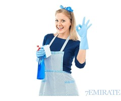 Cleaning Services in Abu dhabi