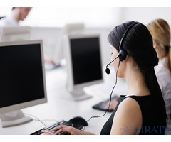 Urgent Looking for Receptionist and Telemarketer in Dubai