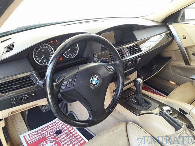 BMW 530I Model 2004 for Sale in Abu Dhabi