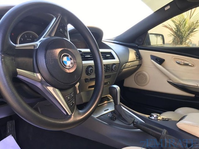 BMW 645CI Model 2004 Going Cheap for Sale in Dubai