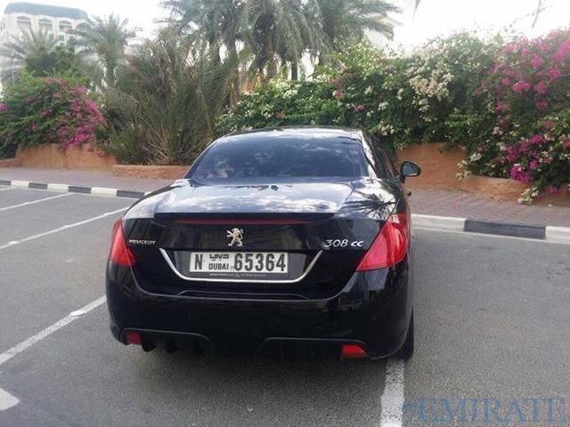 Peugeot 308 model 2011  for Sale in Dubai