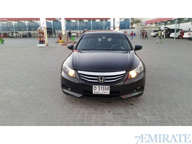 Honda Accord Model 2012 for Sale in Sharjah