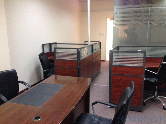 dubai offices for rent with local sponsor only 30000 AED