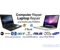 Apple Mac Laptop Repair Service Center in Dubai, UAE