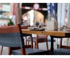 Restaurant Staff Required based in Dubai Marina