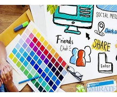 Multimedia Graphic Designer required for Company in Dubai