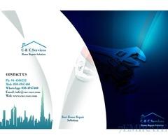 Get Emergency Plumber & Plumbing in Dubai I Call C & C - 0556819277