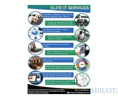 Best IT Services in Meadows | Springs | Dubai Marina | Dubai Media City