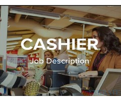 Supermarket Cashier Required for in Dubai